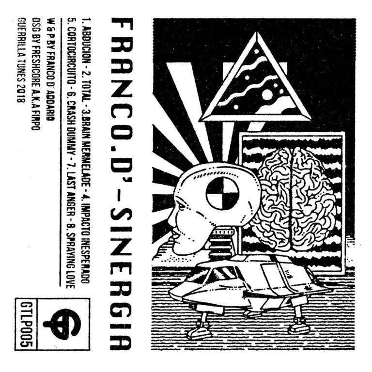 Tentacle Loot #15 | Franco.D': Sinergia // Bonafont Division Karma Vol.10